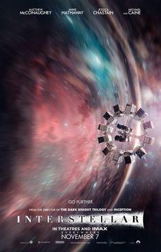 Interstellar by the masterful Christopher Nolan