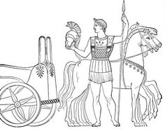 roman soldier outline drawing - Google Search | Social ...