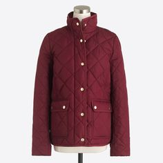 J.Crew - Quilted jacket