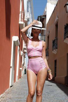 Madinina Swimsuit Bottoms by Shabby Apple