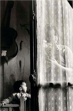 Edouard Boubat Paris 1951