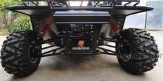 Komodo elastic suspension 250 cc