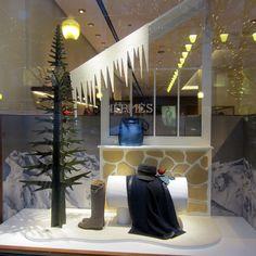 """Hermes,""""Bringing a sophisticated edge to winter"""", pinned by Ton van der Veer"""
