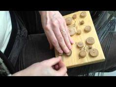 Drátování forma MOTÝLCI - WIRE WORK form of decoration BUTTERFLY - YouTube