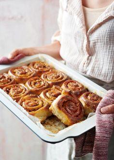 Apple Recipes, Sweet Recipes, Baking Recipes, Cake Recipes, Dessert Recipes, Fancy Desserts, Sweet Desserts, No Bake Desserts, Banana Split