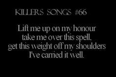 Sweet Talk - The Killers