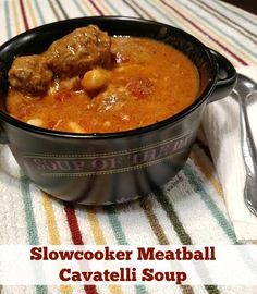 Slowcooker Meatball