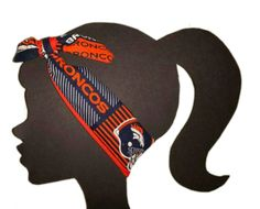 Denver Broncos Headband