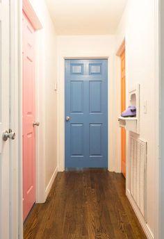 Portas Coloridas: Ideias e Dicas para você Ter uma | Ideias Designer De Interiores