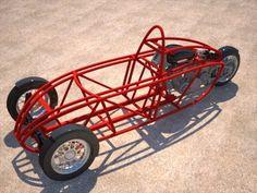 Reverse Trike Frame Design | ... , reverse trike, lotus, Caterham, Sonic7,Ariel Atom, KTM, for sale
