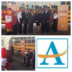 Atlanta Public Schools (APS) Superintendent Meria Carstarphen, ‪#‎Hawkeye‬ and ATS' President and COO, David Roberts kicked off the city's school bus stop arm safety camera program today. For more information on the School Bus Stop Arm Safety Camera program, visit: http://www.atsol.com/atlanta-public-schools-partners-with-…/