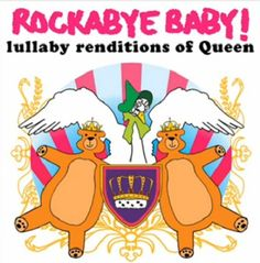 Lullaby Renditions Of Your Favorite Rock Bands