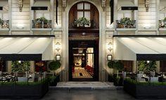 Hospitality Design - Sofitel Paris le Faubourg