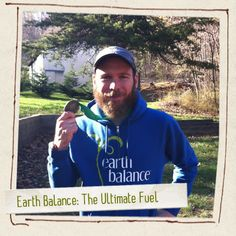 Earth Balance: The Ultimate Fuel | Made Just Right by Earth Balance vegan plantbased