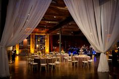 Atlanta Elegant Industrial Wedding Venue: The Foundry at Puritan Mill: http://www.novareevents.com/the-foundry-at-puritan-mill