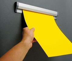 Fast Note Sign Holder for Posters, Notes, Orders | Alplas