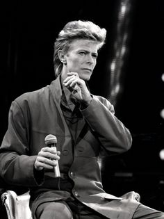 David Bowie : Photo