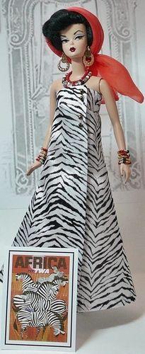 Fun In The Sun by Maria Elena Lopez Barbie Fashion