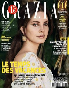 Canyon Girl: Lana Del Rey's Grazia Interview