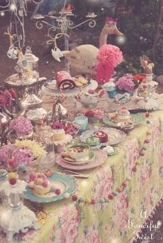 Mad Tea Party 2014 | A Fanciful Twist