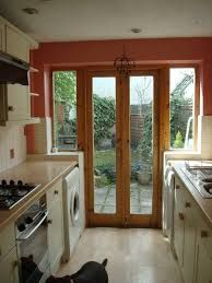 Image result for kitchens with french windows