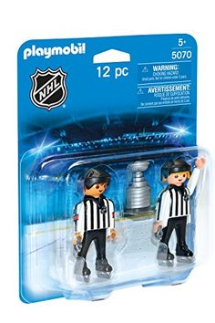 Playmobil NHL Referees with Stanley Cup Playset - Multicolor Building Sets For Kids, Kits For Kids, All Toys, Stanley Cup, Kids Store, Learning Games, Toys For Girls, Baseball Cards, Playmobil