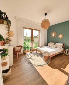 Room Ideas Bedroom, Cozy Bedroom, Home Decor Bedroom, Home Decor Inspiration, Decor Ideas, Design Inspiration, House Rooms, New Room, Home Interior Design