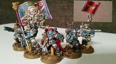 Astra militarum Warhammer 40k #wh40k #40k #40000 #wh40000 #gamesworkshop #wellofeternity #miniatures #wargaming #hobby