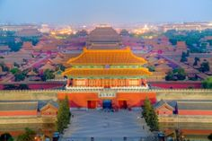 Forbidden City  Beijing, China