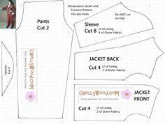 renaissance_jacket_and_pants_pattern_for_ken_doll.jpg 2,189×1,659 pixels