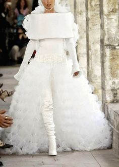 Dress, Chanel Haute Couture.
