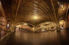 Le couloir des chuchotements à Grand Central Terminal est un secret vraiment bien gardé