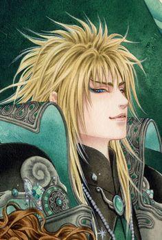 return to labyrinth anime - Google Search