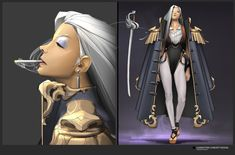 ArtStation - Characters Concept Design, Vyacheslav Gluhov