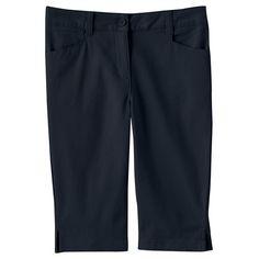 Chaps Girls Uniform Skimmer Pants | Kohl's Back To School Uniforms Back To School Uniform, School Uniforms, Girls Uniforms, Girls Uniform Shoes, Thing 1, Uniform Shirts, Back To School Shopping, Shopping Spree, Kohls
