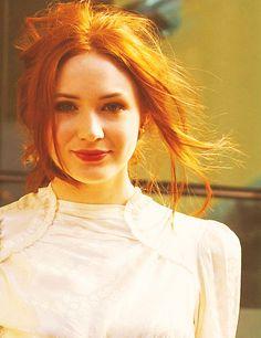 Amelia Pond. Like a name in a fairy tale.