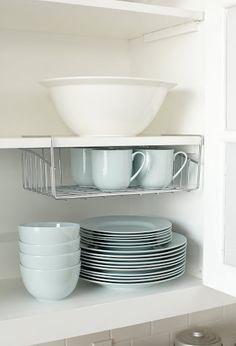 Kitchen organizing tips from Martha Stewart