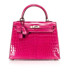 Heritage Auctions Special Collections 25cm Fuchsia Shiny Nilo... ($42,500) ❤ liked on Polyvore