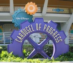 If you want to see Walt Disney's personal creativity, then Carousel of Progress is the attraction for you!