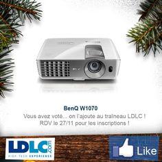 Vous avez voté pour BenQ W1070 => http://www.ldlc.com/fiche/PB00140081.html#53302f3f2a970