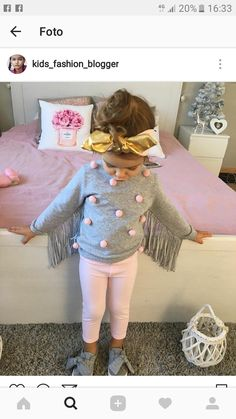 Little Girl Outfits, Toddler Girl Outfits, Little Girl Fashion, Baby Girl Dresses, Toddler Fashion, Baby Dress, Kids Fashion, Outfits Niños, My Baby Girl