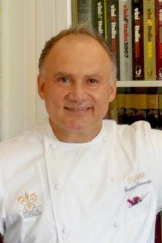 Gaetano will steal your heart away. Chef Gaetano Trovato - Restaurant Arnolfo - www.finetraveling.com