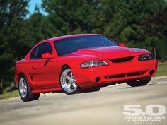 1996 Ford Mustang Gt Merry Christmas Barb Sirpriz 2003