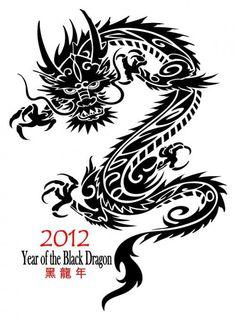 Black Water Dragon 2012