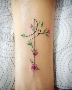Tatuagem de fé