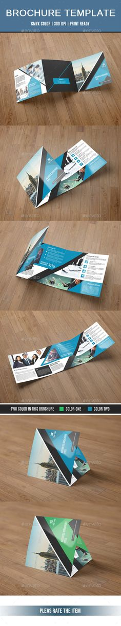 Corporate Square Trifold Brochure Template. Download: http://graphicriver.net/item/corporate-square-trifold-brochurev62/10984156?ref=ksioks