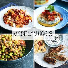 Hop ind på bloggen og bliv inspireret til næste uge 🍴🌱 der ligger en mase sunde, nemme og lækre hverdagsretter til jer. Selvfølgelig med fokus på madspild, billig indkøb og med tilhørende indkøbsliste 😄👍 #linkiprofilen👈🏻