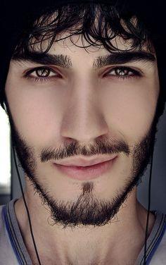 When A Man Can Smirk...Yumm