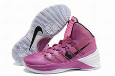 big sale 69c74 4fff5 Rose Fire IINoir-Pure Platinum Kay Yow Nike Hyperdunk 2013 For Wholesale