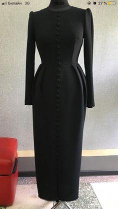 Abaya Style 825566175429295393 - – Fashion Source by Chemisieridees Mode Abaya, Mode Hijab, Abaya Fashion, Muslim Fashion, Fashion Mode, Dressy Dresses, Simple Dresses, Abaya Style, Mode Turban